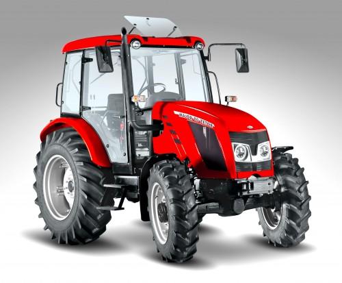 Многофункциональный трактор ANT ZETOR 4135F от ОАО