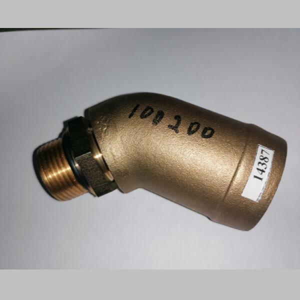 Адаптер 1'' - 2'' 50мм (АД100200) (1011310/100517/0055087)