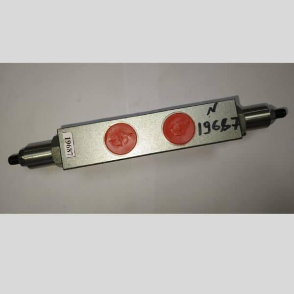 """Клапан тормозной двусторонний 3/8"""" ( для откр.центра HOW-3/8-50)"""