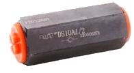 Запорная клапанная аппаратура, клапаны трубного монтажа, дроссели, гидрозамки