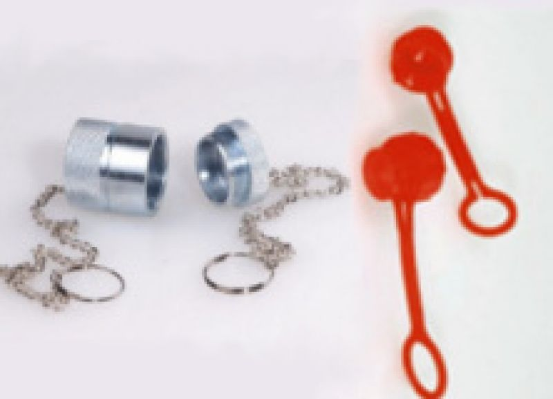 Заглушки для быстроразъемных соединений KZE