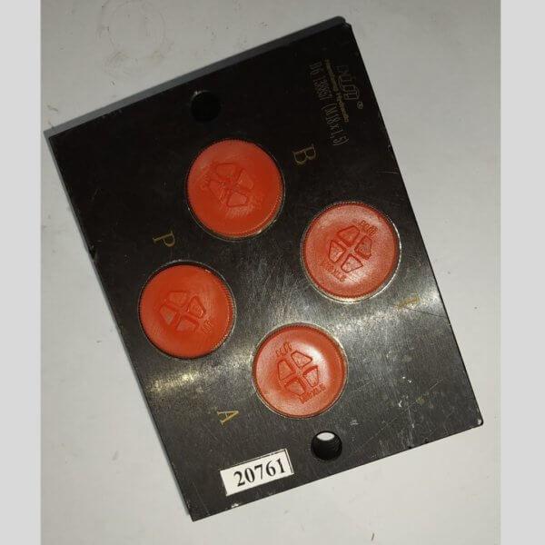 Плита присоединительная G3442/02 (B6-138857(M18х1,5)