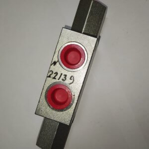 Гидрозамок двухсторонний гидравлический HKW-1/2-20
