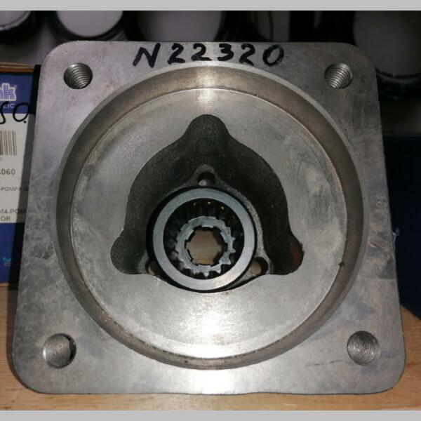 Адаптер 3/4 PTO ISO-PUMP UNI RUS ADAPTOR (310/3/56) 5AH00034103
