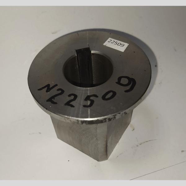 Наконечник г/мотора щетки ЭД (квадрат) ЭД -410-40,05,003