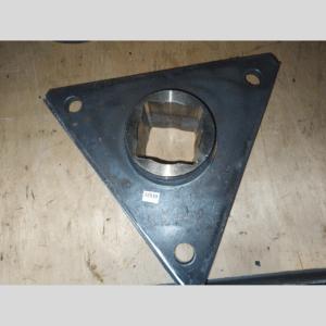 Наконечник  щетки под г/мотор (квадрат)  ЭД -410-40,05,400