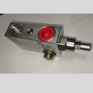 Тормозной клапан односторонний 1/2 VBCD SE/A FLV (V0412/FLV)