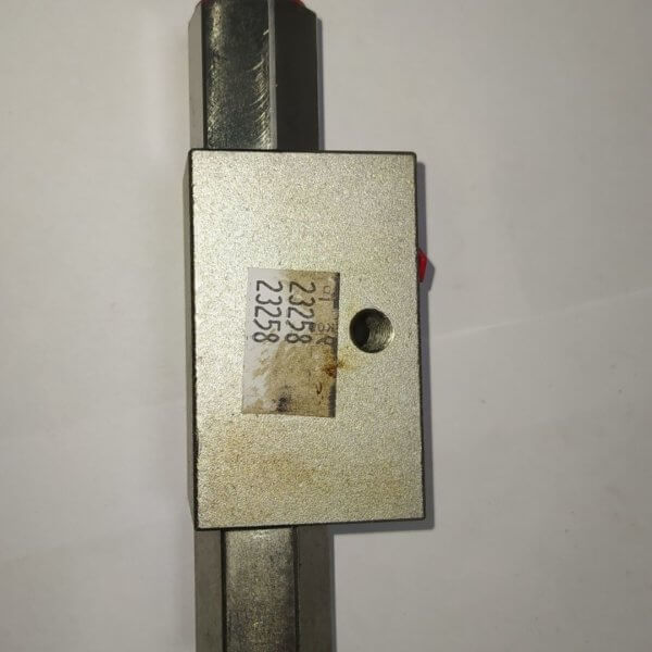 Гидрозамок двухсторонний гидравлический HKW-3/8-35
