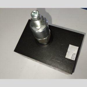 Плита присоединительная HSDZVB6P-2-B-C G3/8