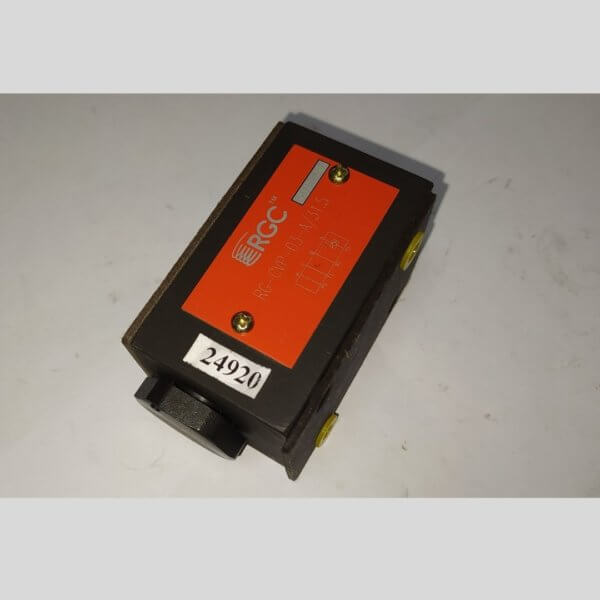 Гидрозамок мод. RG-CVP-03-A/31.5 (HC(RGG))