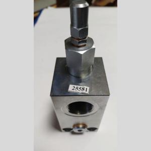 Клапан предохранительный 3/4″VMP 10-180 BAR СХО