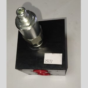 Плита присоединительная HSDZVB6P-1-B-C G3/8