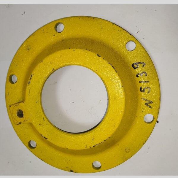 КС-3577.28.087 Крышка (нижняя редуктора поворота)