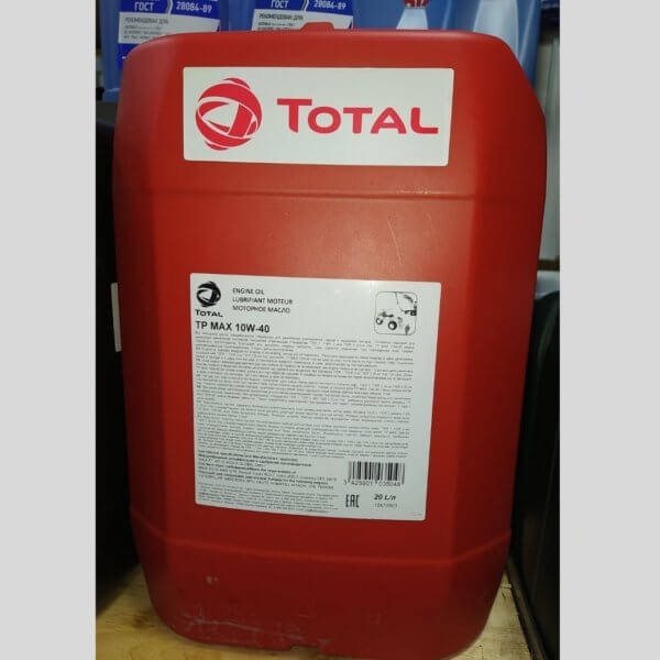 Масло моторное TOTAL TP MAX 10W40 для дизелей